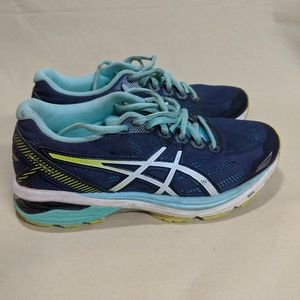 Asics GT 1000 Women Running Shoe Size 7